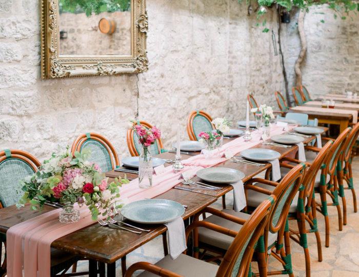 Dalmatyńskie restauracje