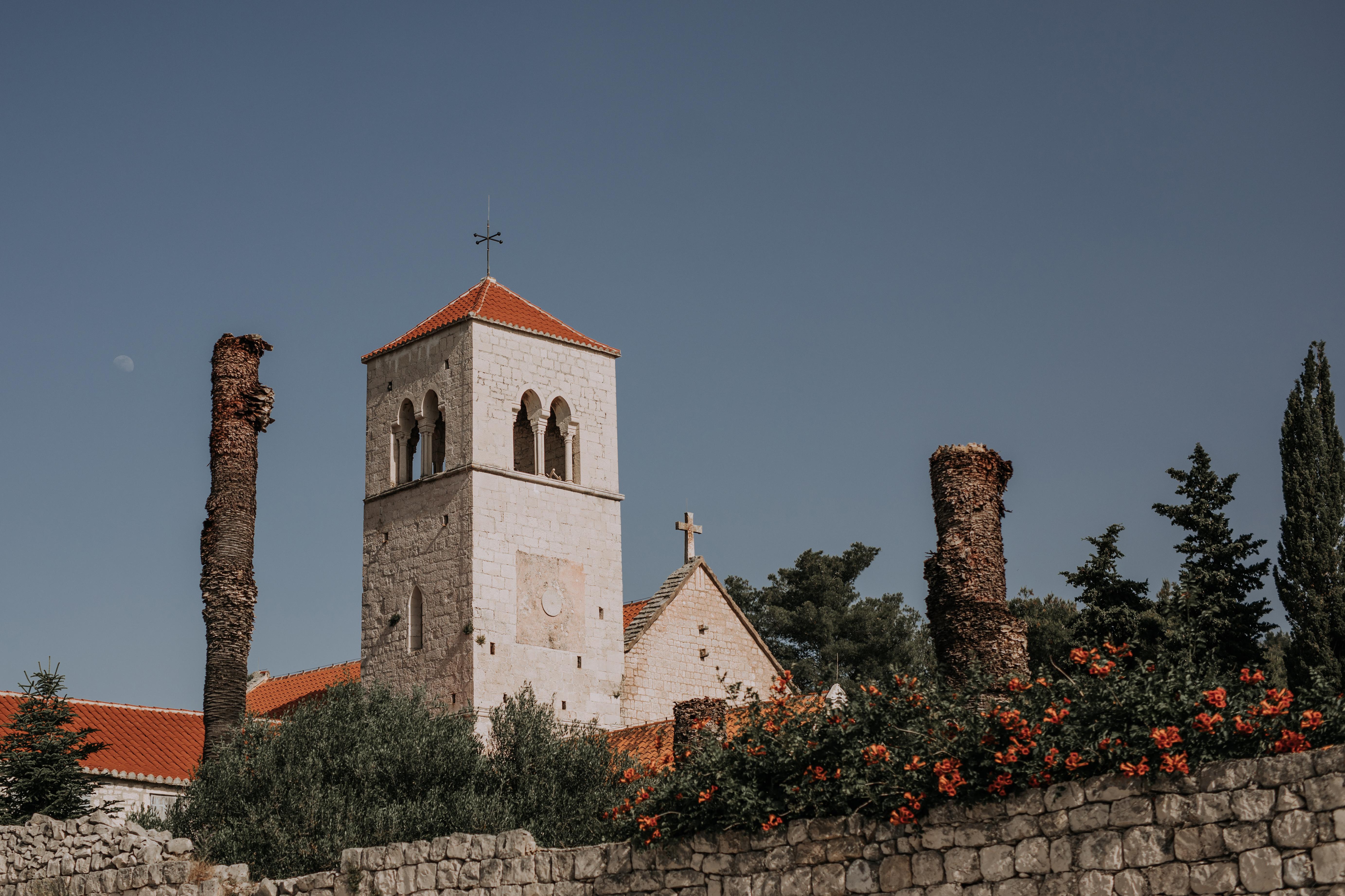 Kościół nad morzem