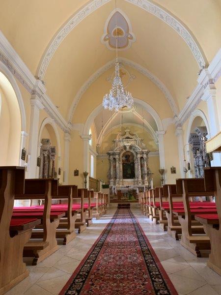 Kościoły wyspa Hvar i Brač