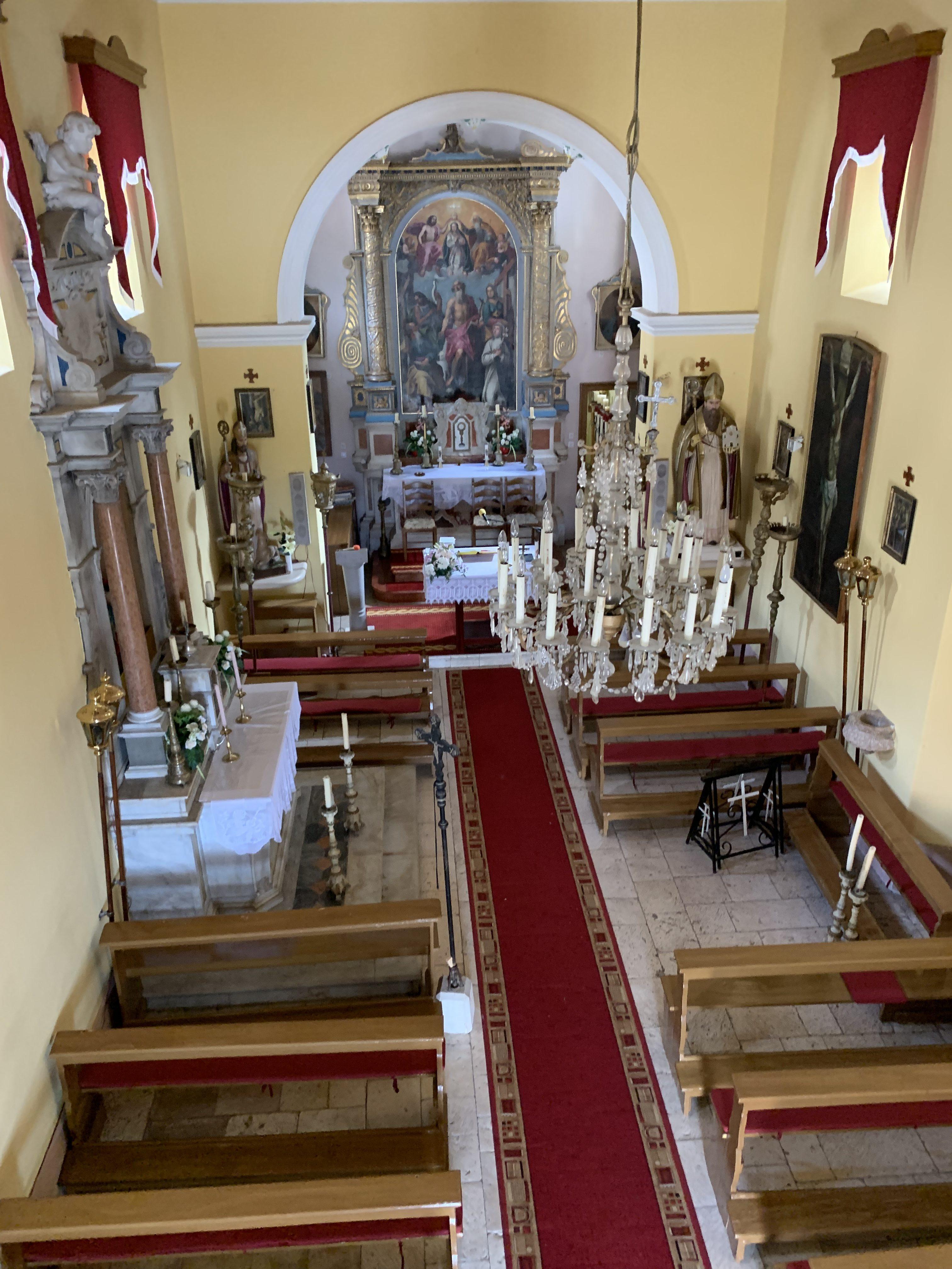 Kościoły wyspa Hvar i Brač _ nowość 2020